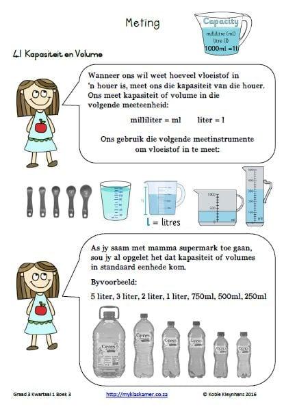 liter hoeveel ml