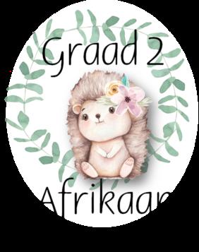 Graad 2 Afrikaans Huistaal