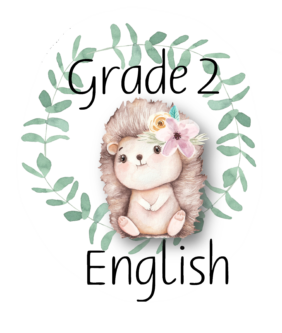 Grade 2 English Home Language