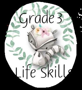 Grade 3 Life Skills